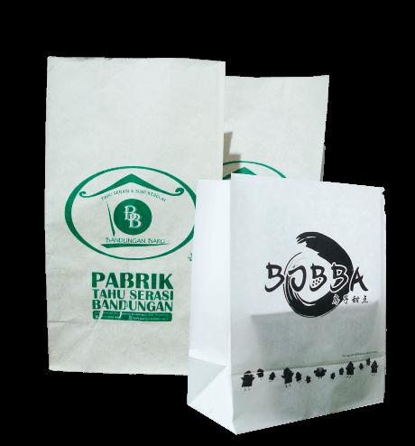 COVER paper bag
