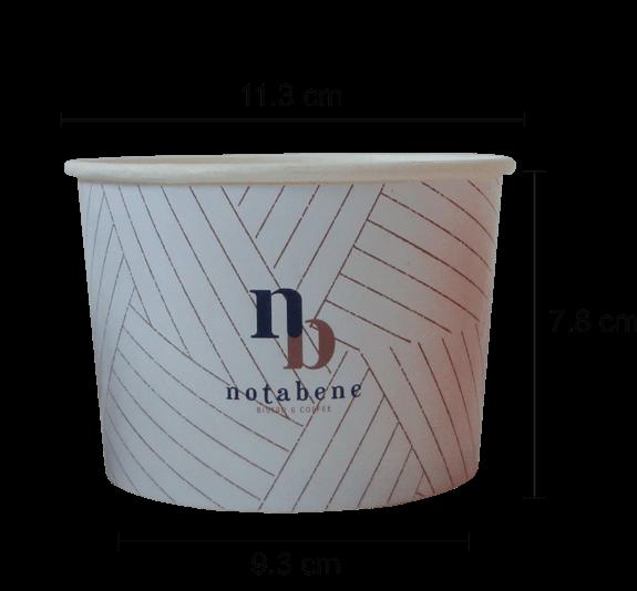 bowl cup 17 oz