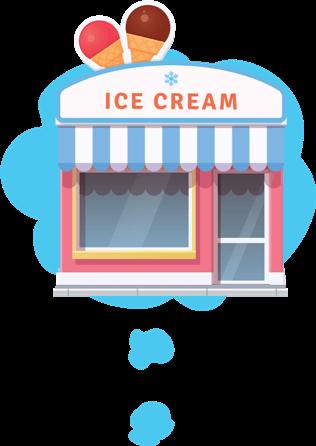 bubble toko ice