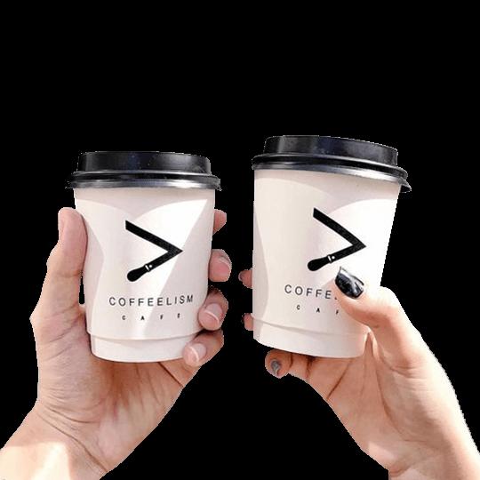 hot cup 6.5 oz print - coffeelism(1)