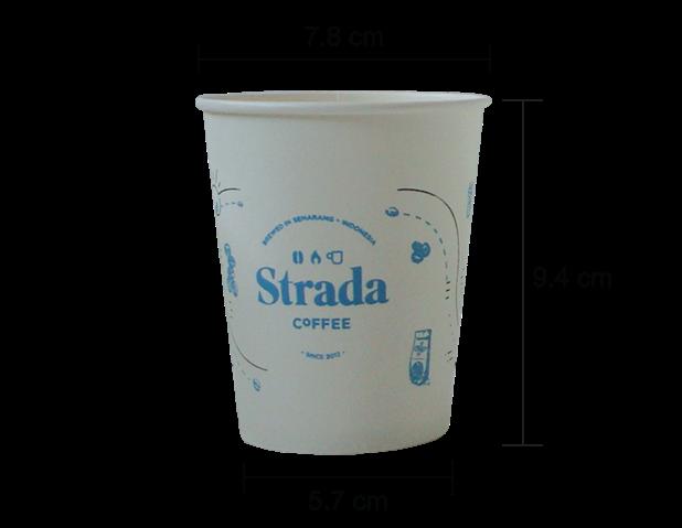 hot cup paper 10 oz
